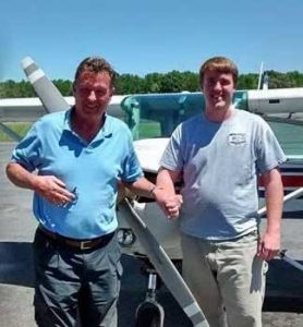 Andrew Bradford Private Pilot Checkride