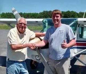 Andrew Bradford Private Pilot Checkride