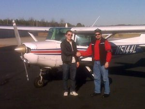 Duke University David Delfassy Private Pilot Exam