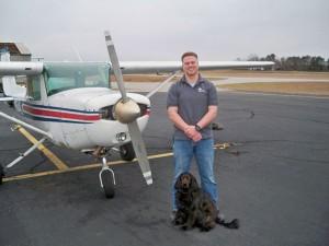 Doug Mullins Solo Flight