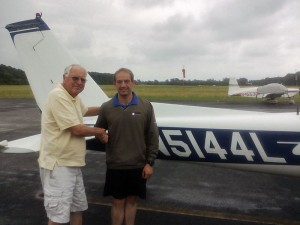 Jeremy Eisenbrandt Private Pilot Check Ride May 30, 2014