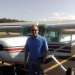 Jeremy Eisenbrandt Solo Flight