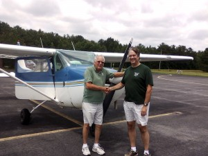 John Harper Private Pilot Checkride