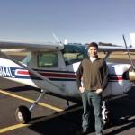 Mike Esposito Solo Flight 1/4/2014