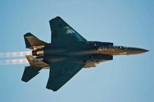Mike Armour F-15E Pilot