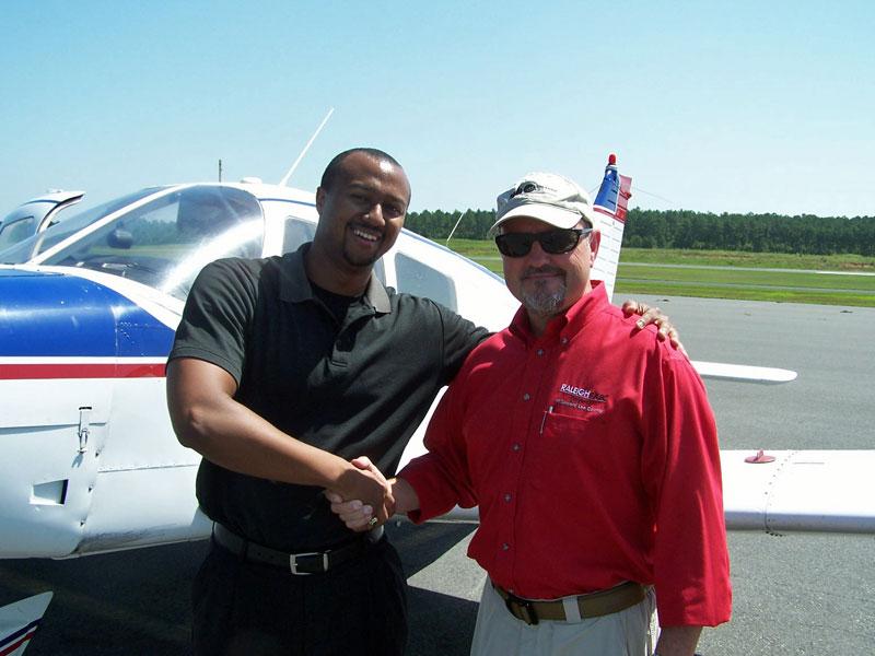 Empire Aviation Flight School Michael Jones II - Empire