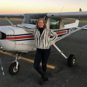 Monica L. McCarty Private Pilot CheckrideMonica L. McCarty Private Pilot Checkride
