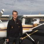 Moritz Onken Solo Flight