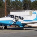 Piper Apache Geronimo PA-23-160