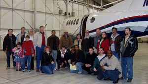 Private Pilot Ground School Visits NCDOT March 2010