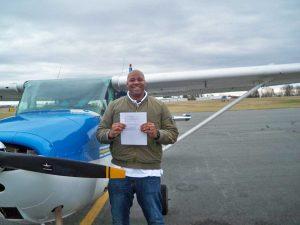 Tim Plunkett Private Pilot