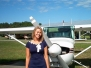 flight school students